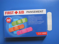 Medical different shape band aid