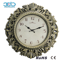 Digital Time Wall Clock Themes Design
