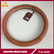 promotional attractive steering wheel cover for universal brand