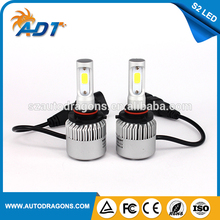 Best selling aluminum housing material 38w car headlight led