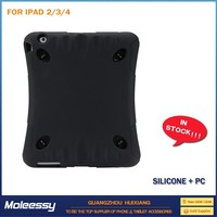durable aluminum laptop case for ipad3