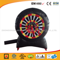 2016 attractiving inflatable darts/inflatable competitive products