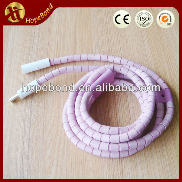 Crawler-type Ceramic Heater