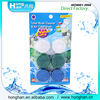 Keep Air Dry Fresh Lasting Scent Safe Solid block high foam colored toilet bowl cleaner in china