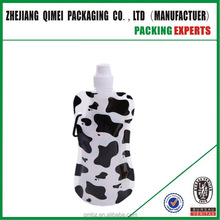 New Flexible Collapsible Foldable Water Bottles 450ml
