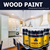 Polyurethane wood paint for kitchen cabinet