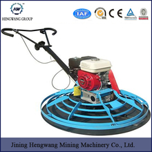 selling high power gasoline small road concrete power trowel for sale