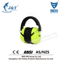 Fashion noise defender, Sound proof ear muff, Hearing protection