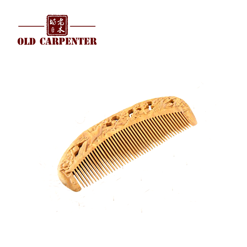 Wholesale Promotion High Quality Wooden Comb