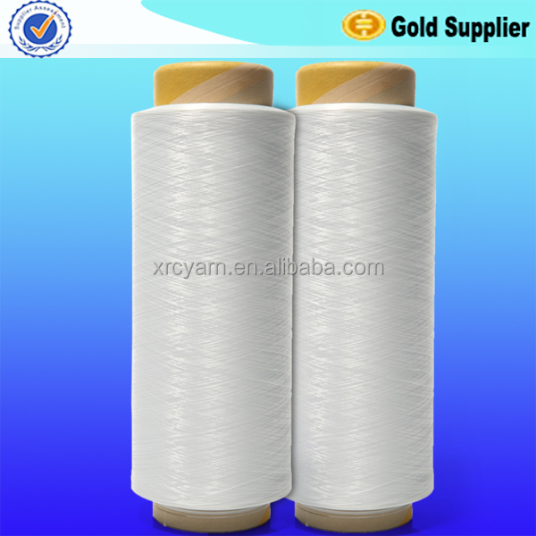 100% nylon 6 yarn raw white polyamide yarn, nylon filament yarn for carpet