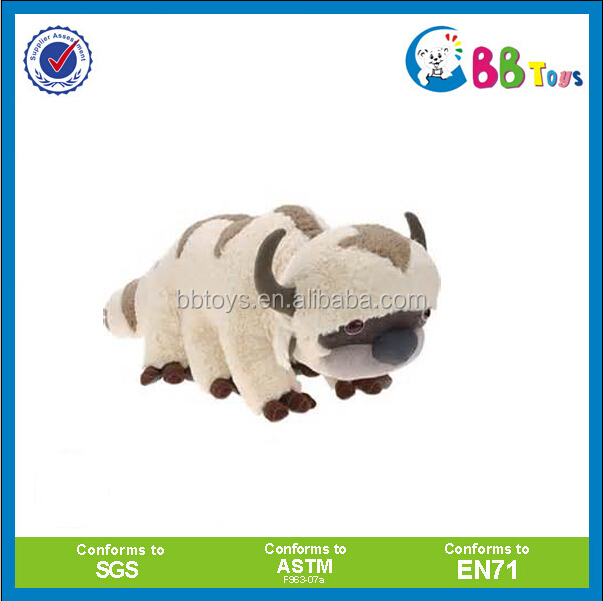 EN71,ASTM conformity factory wholesale cheap china appa plush toy