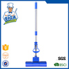 Mr.SIGA 2015 newest designextendable handle sponge mop easy dry Cleaning Sponge PVA Mop