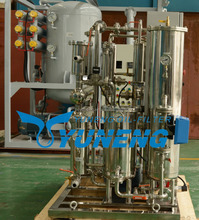 Vacuum Fire Resistant Oil Purifier or EH Fluid Oil Filtration and Purification Machine