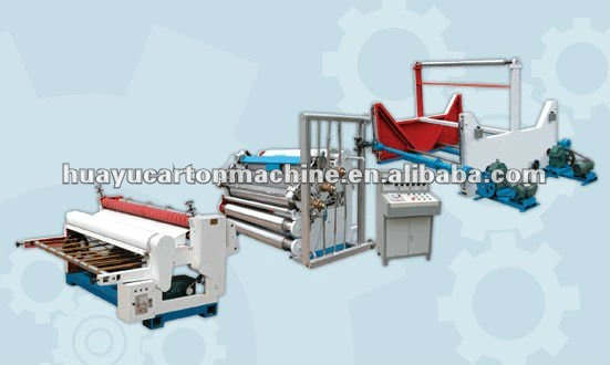 YTM Series of corrugated cardboard production line