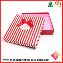 custom offset print paper gift box wholesale