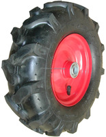 12 inch solid rubber tyre