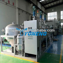 Used motor oil recycling machine /truck/other vehicles Motor oil recycling