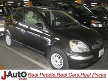 2004 Toyota Vitz/Yaris SCP13 Used Car for Sale