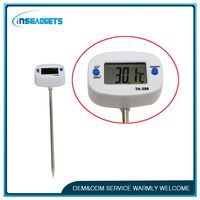 tm071 wireless home thermometer waterproof ,hot water temperature gauge