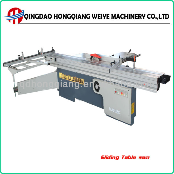 MJ6138C Woodworking cutting saw machine