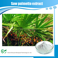 cas no. 84604-15-9 Fatty Acid 45% Saw Palmetto Extract