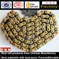 Good Quality Motorcycle Transmission Chain Kit China manufacture, motorcycle chain for Honda
