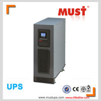 industrial online ups 40kva high frequency tranformer-less inverter design for IT data-center