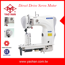 YAOHAN YH-691D-810 Direct drive single needle roller post-bed lockstitcher sewing machine