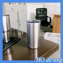 HOGIFT New Products 30oz double wall stainless steel cup, 20oz vacuum stainless steel mug with lid, stainless steel tumbler camp