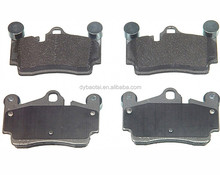 China manufacturer SIPAUTEC brake pad with certifications