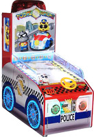 Plice action 3d video car racing game machine for kids/children cheap arcade games play car racing games