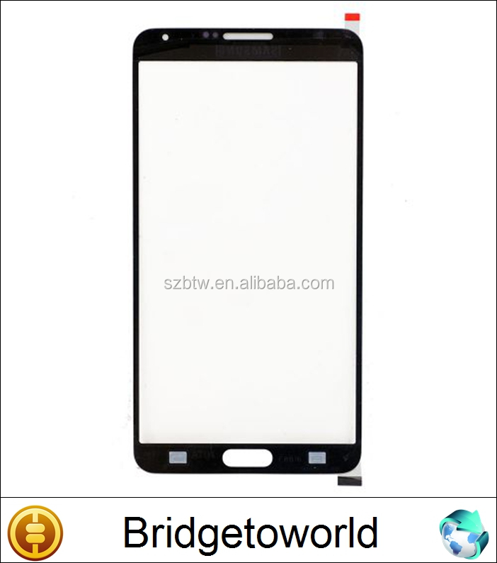 White or grey replacement front glass for Samsung Galaxy note 3 n9006