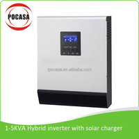 Hybrid Off Grid Solar Inverter With Charger 12V 50A