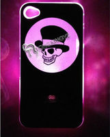 2013 mobile phone cover with light, light up cell phone cases
