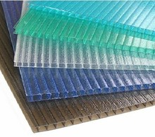 plastic sheeting suppliers produce flexible polycarbonate sheet