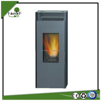 home using automatic wood burning stove with remote control NB-PB