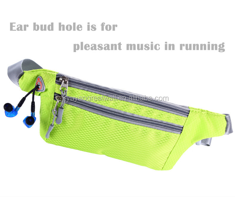 Fanny Pack Smart Phone for Runners Best Fitness Gear for Bounce Free Hands Free Workout Reflective Waist Pack