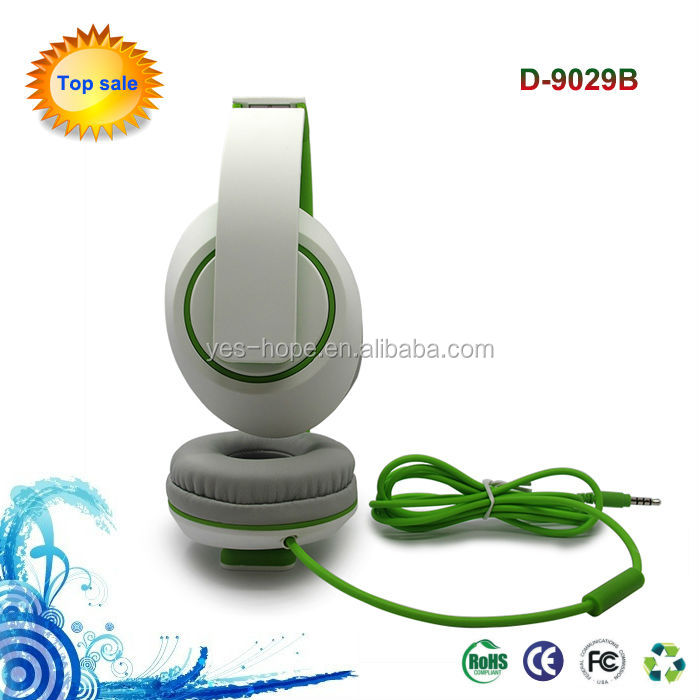 High-end high quality stereo dj headphone for MP3