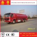 Liquid tank truck truck trailer steel beam
