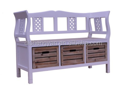Wooden Kids 4 Tier Bookcase