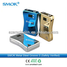 smoktech groove mod the best vv vvw e cigarette mod of 2014 with built-in 3800mah battery