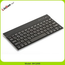 Factory Price Universal Aluminum Bluetooth Keyboard new product launch in china for apple andoid samsung windows tablet keyboard