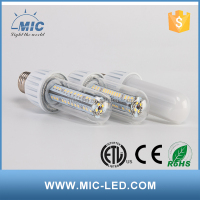 2016 Hot selling uniform illumination waterproof 15w led corn light e27
