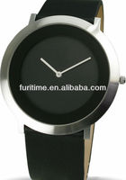 black watch with black dial high end watches for men quattz black watches