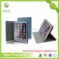2015 hot selling TPU cover case for iPad 6 / for ipad air 2 tpu case