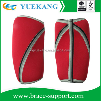 7mm Neoprene Fitness Knee Sleeve, Weight Lifting Knee Sleeve Brace