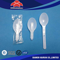 Chinese wholesale suppliers mini plastic spoon from alibaba china market