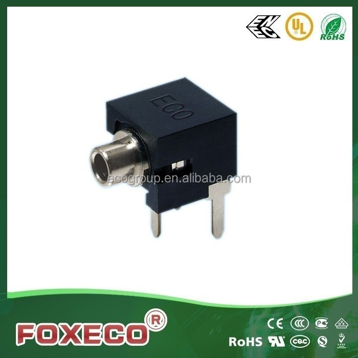 TG-265 audio & video 3.5mm female horizontal phone jack connector which made in China