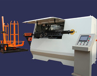cnc automatic stirrup bending machine from coiled wire