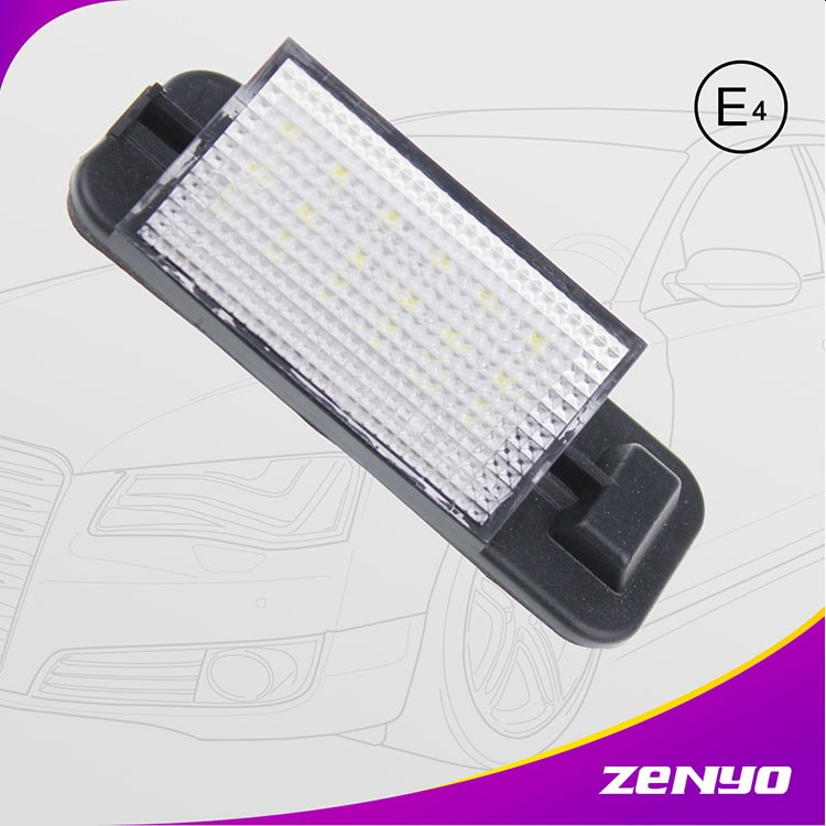 Superior quality E36 led number plate lamps FOR BMW LD-3628